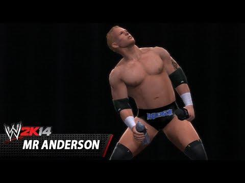 WWE 2K14 Community Showcase: Mr. Anderson (PlayStation 3)