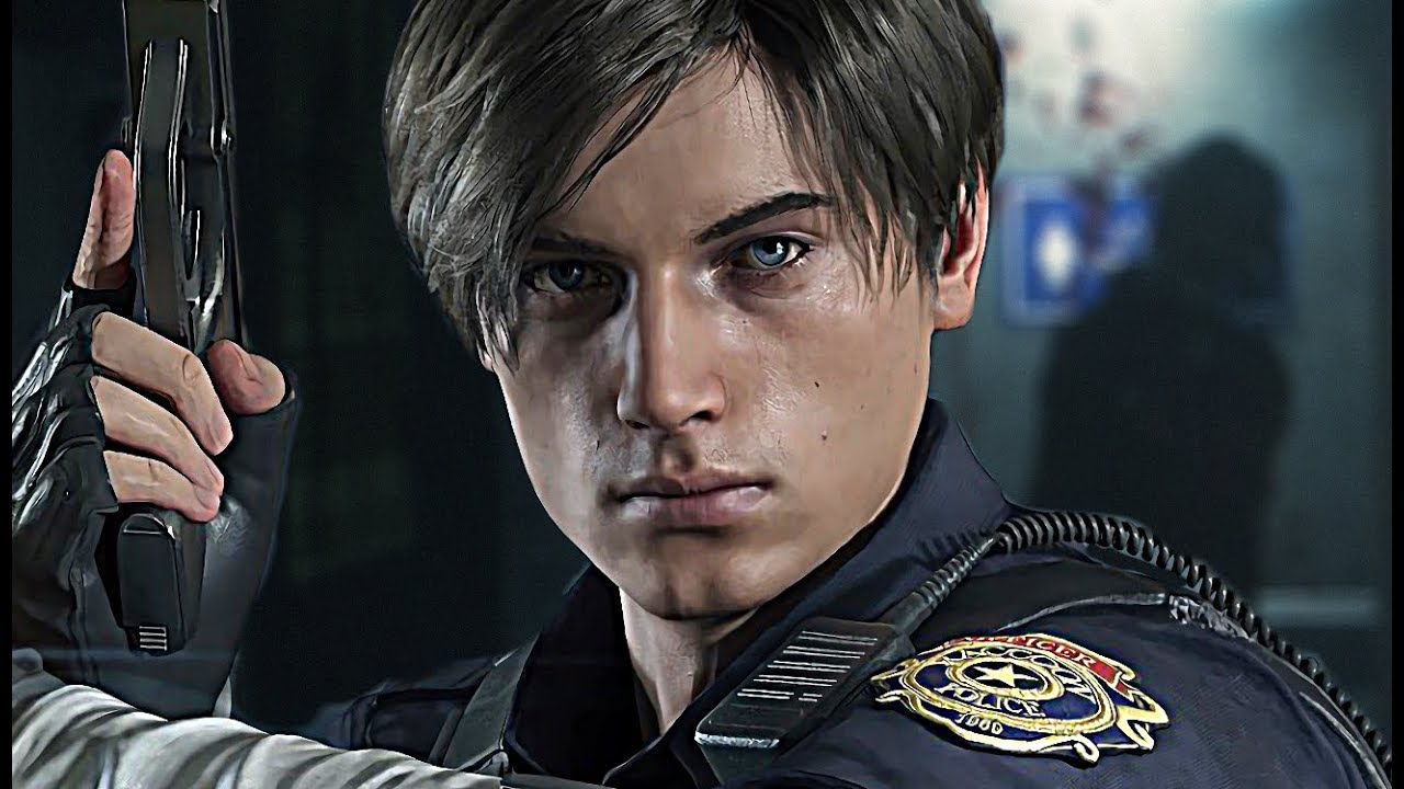 Resident Evil 2 Remake Leon Kennedy Before The Lore Youtube