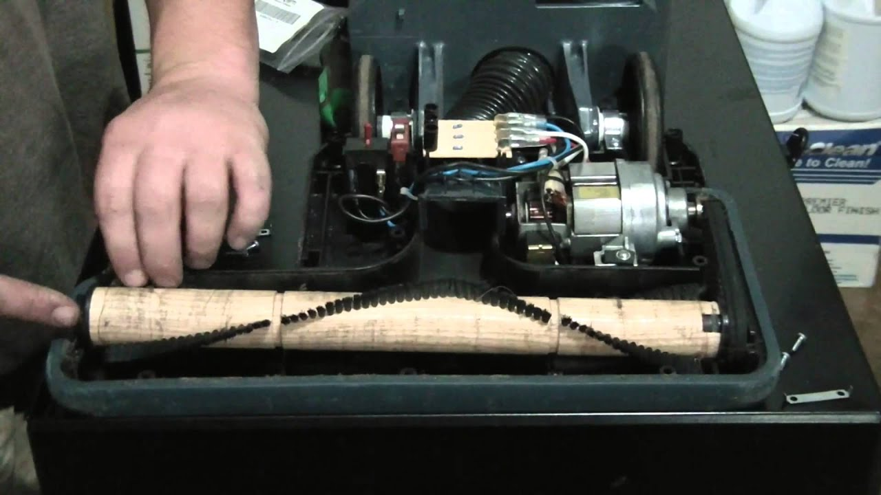 maxresdefault how to fix a proteam vacuum proforce 1500xp belt replacement youtube proforce 1500 wiring diagram at n-0.co