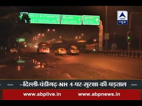 Operation Highway: How safe is Delhi-Chandigarh NH-1 for women, watch here