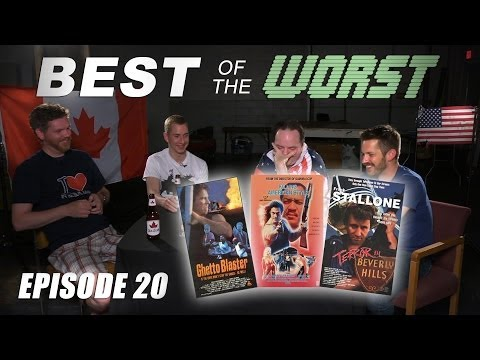 Best of the Worst: Ghetto Blaster, Terror in Beverly Hills, and Killing American Style