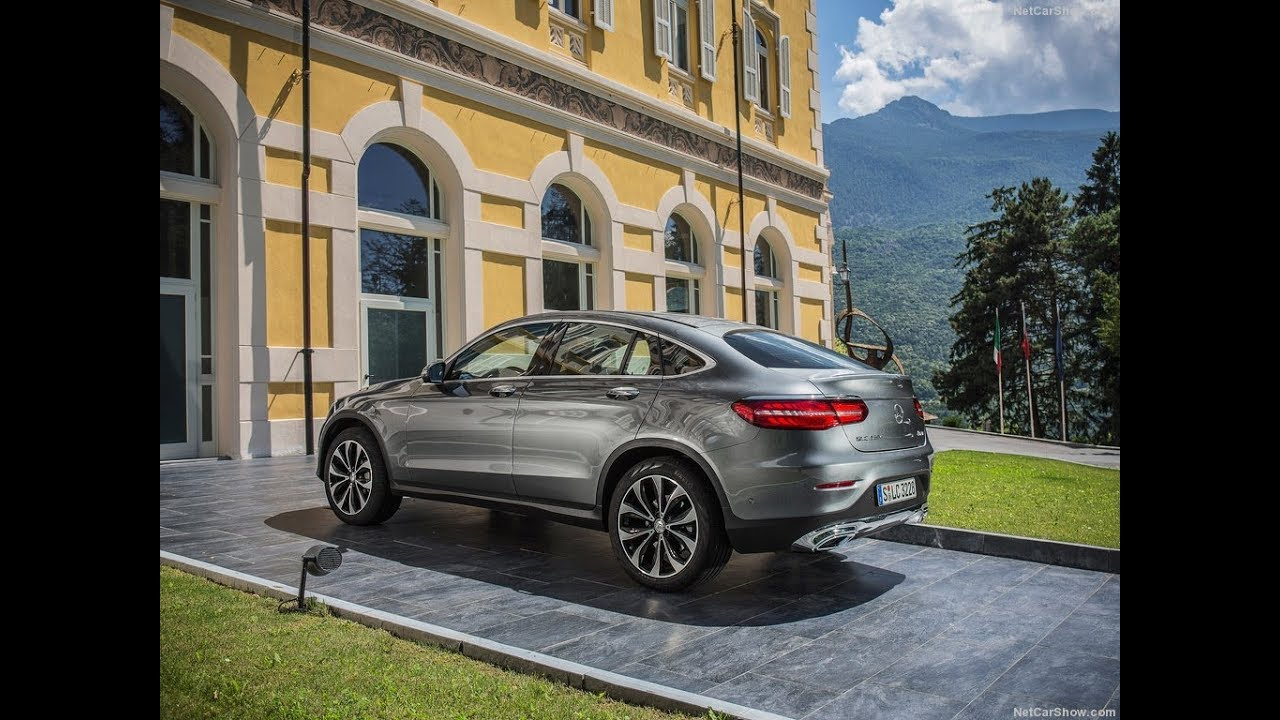 Benz Glc 300 >> 2019 Mercedes-Benz GLC Coupe - YouTube