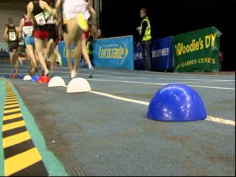 National Lottery Good Causes: Athletics Association Ireland