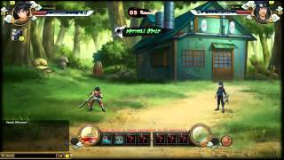 Naruto Spirit (Ninja Scuffle) Gameplay Part 1