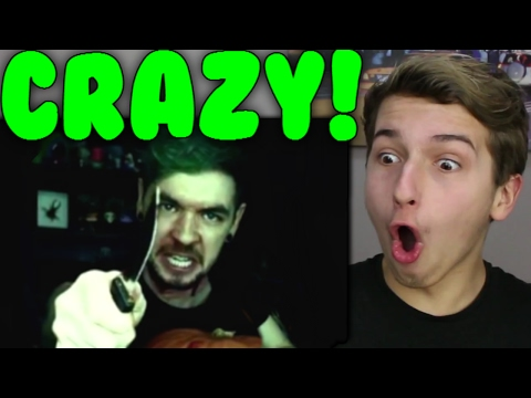 jacksepticeye SAY GOODBYE Reaction