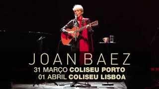 Joan Baez em Portugal