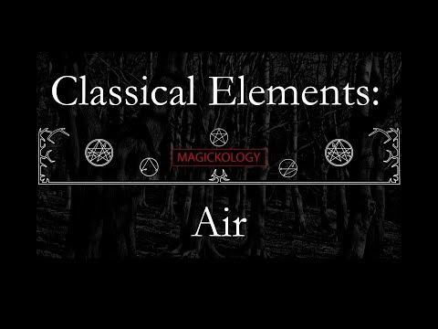 Classical Elements: Air