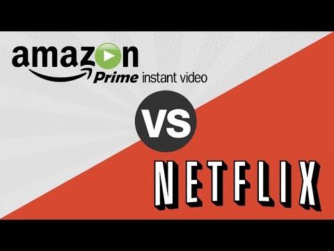NETFLIX VS AMAZON PRIME VIDEO ¿QUÉ SERVICIO ES MEJOR? Análisis al Detalle