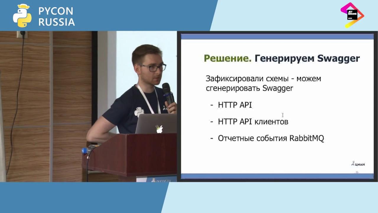 Image from Как поддерживать согласованность API в микросервисной архитектуре
