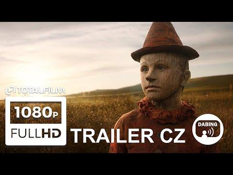 Pinocchio (2019) CZ Dabing HD Trailer