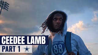 CEEDEE LAMB PART 1 | Dallas Cowboys 2020