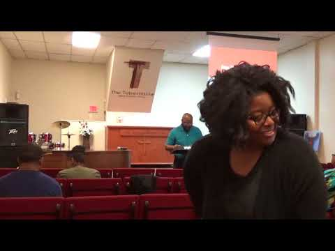 SQUAD Leader Rev. Herman Armstrong Sunday July 30th 2017 @ The Tab...