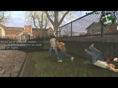 Bully Scholarship Edition PC   Showcase Cheat Codes