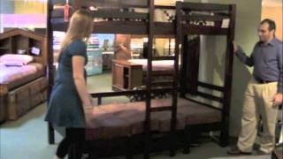 Coaster Convertible Loft Bed