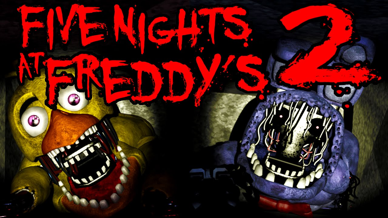 Five Nights At Freddy S 2 Old Chica Amp Bonnie S Revenge