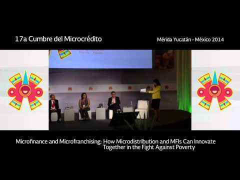 Microfinance and Microfranchising: