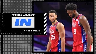 Ben Simmons is 'fracturing' the respect dynamic with his teammates - Tim Legler | This Just In