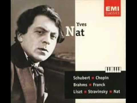"Yves Nat plays Beethoven Sonata No. 23 in F minor Op. 57 ""Appassionata"" (1/2)"