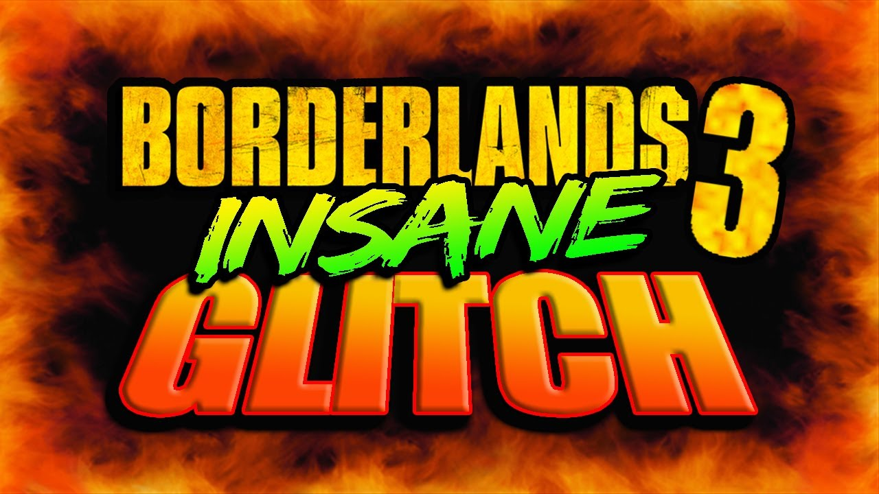 ((NEW INSANE GLITCH)) BEST!! GLITCH in BORDERLANDS 3