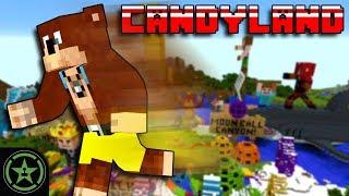 Going Floor-Loco in Candy Land - Minecraft (#322)