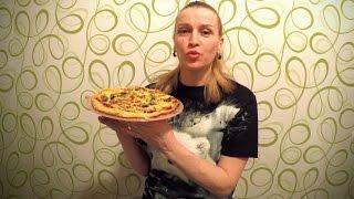 Вкусная пицца по домашнему рецепт Секрета быстрого приготовления
