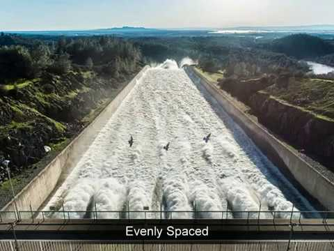 Oroville Dam April 17 Concerns and Update  NEW