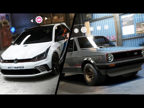 Need for Speed Payback | VW GTI Build & GTI vs GTI