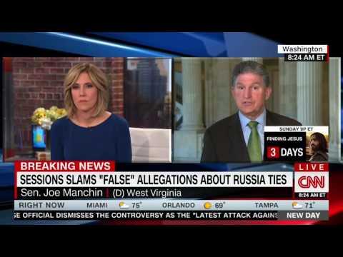 Dem Senator Joe Manchin Admits He Met With Russian Ambassador Too