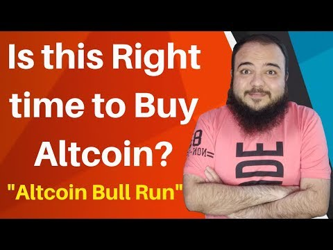 Altcoin – Is this Right time to Buy Altcoin ? – altcoin daily – top cryptocurrency 2019