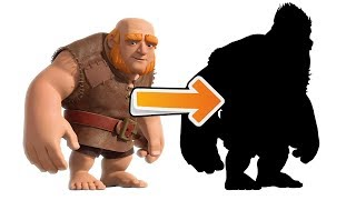 CARDS are BALD HAIR IF IT DID!! -Clash Royale