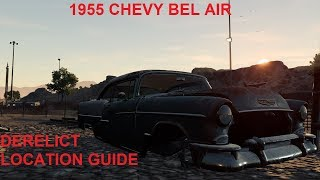 Need For Speed Payback Chevy Bel Air Derelict Location Guide
