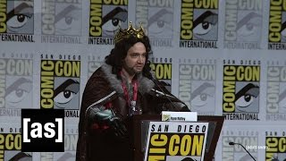 Rick and Morty Panel SDCC 2014 | Rick and Morty | Adult Swim