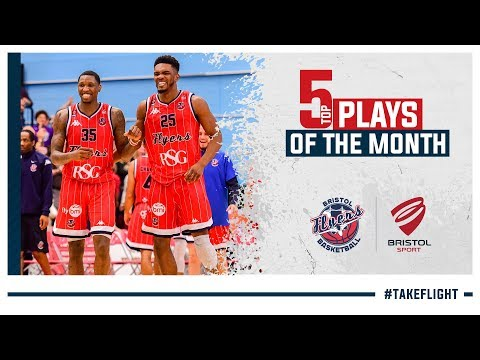 Top 5 Plays of the Month: November 2018