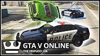 Šílená policejní honička! ? - GTA V ONLINE w/ GEJMR, Selassie, Asimister