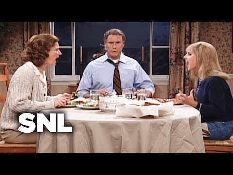 Dysfunctional Family Dinner  SNL