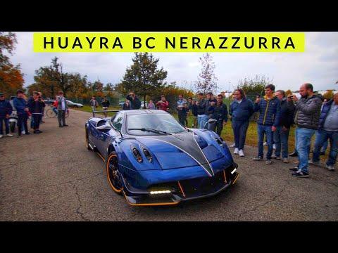 billionaire steven zhang's pagani huayra bc : cars