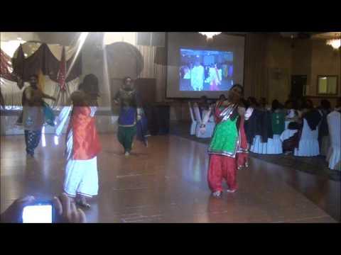 Paa Boli Sohneyaa Ve, Punjabi girls Dance