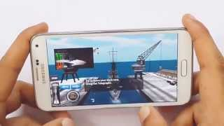 Naval Front-Line Gameplay Samsung Galaxy S5 Android & iOS HD