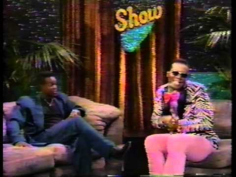 "Jenifer Lewis on ""In Living Color"""