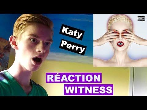 Katy Perry - Witness Album [RÉACTION]