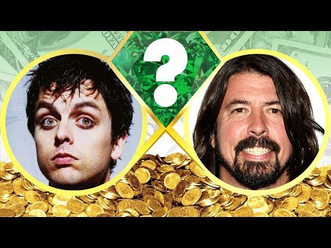 who's-richer?---billie-joe-armstrong-or-dave-grohl?---net-worth-revealed!-(2017)
