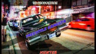 Freestyle GANGSTA Music | Trap Beat | ND PRO. | HUNTER.