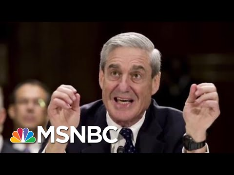 Robert Mueller To Speak On Russia Probe At 11 A.M. ET | Velshi & Ruhle | MSNBC
