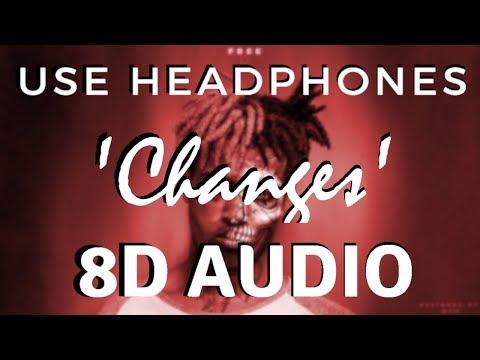 XXXTENTACION - Changes [8D AUDIO] 🎧