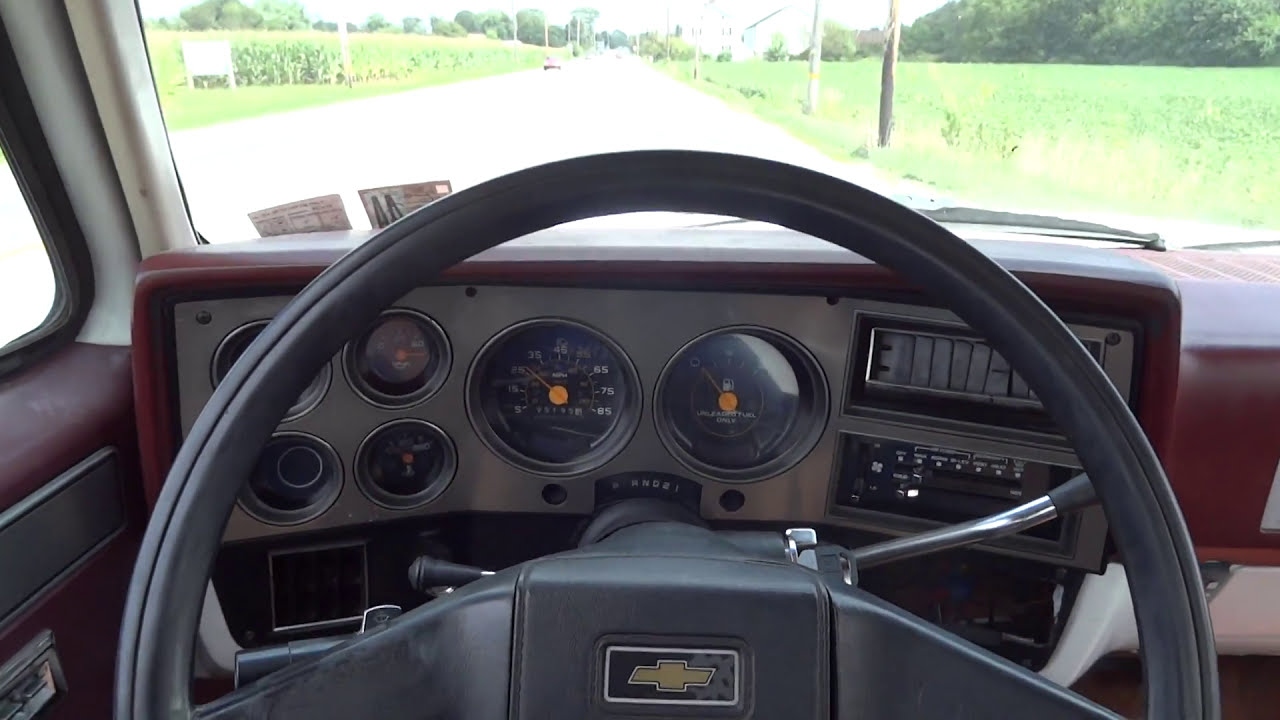 1987 Chevy Crew Cab Silverado Dually For Sale - YouTube