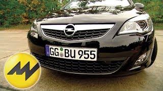 Der neue Opel Astra im Motorvision-Test