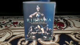 Unboxing Rihanna - Good Girl Gone Bad Tour Live From Bell Center in Monstreal (FAN MADE)