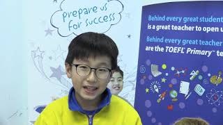 Publication Date: 2019-05-29 | Video Title: 【專訪TOEFL Junior® 考生、家長 】國際英文考試
