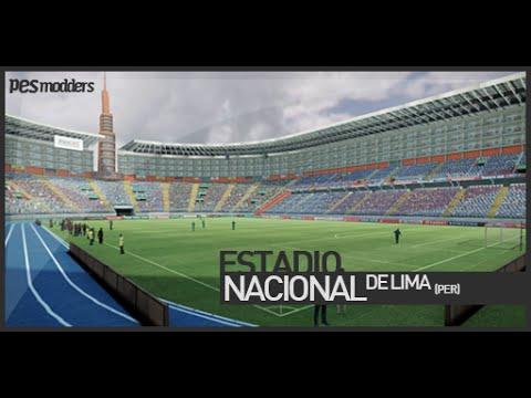 PES 2013 l NUEVO ESTADIO NACIONAL DE LIMA - PERÚ • COLOSO JOSE DIÁZ • 2015/2016