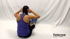 Slump Stretch - exercise for lower back pain
